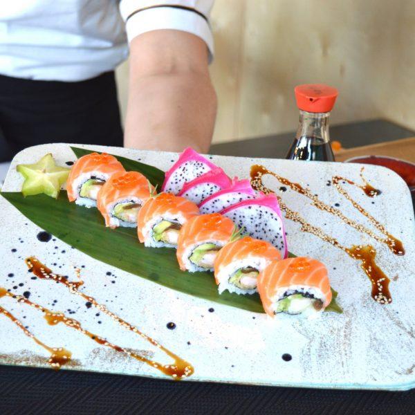 brand sushi bar poznań